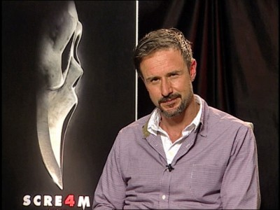 David Arquette On Scream 4's Great Opening Scene
