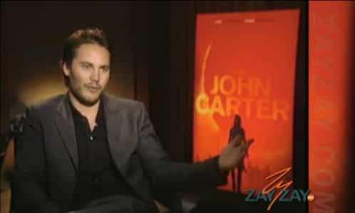 John Carter - Taylor Kitsch - ZayZay.Com