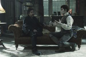 DARK SHADOWS – Johnny Depp is Barnabas Collins!