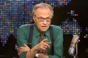 Larry King Talk Show 'Larry King Now' Debuts This Summer