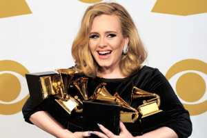 Adele Tops Billboard Chart Again, '21' Ties Prince's 'Purple Rain' With 24 Weeks At No. 1