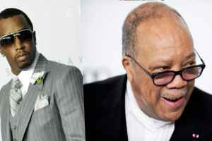 Quincy Jones: 'Diddy Wouldn't Know A B Flat If It Hit Him'