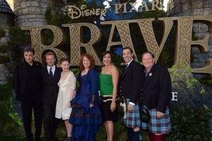 'Brave' Stars Heap Praise For Pixar