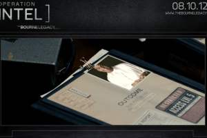 Operation Intel - THE BOURNE LEGACY - In theatres August 10th