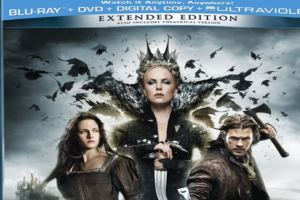 Snow White and the Huntsman DVD is available September 11!