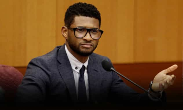 Usher Custody Battle: Tameka Foster Dispute Over After Stepson's Skiing Accident?  1