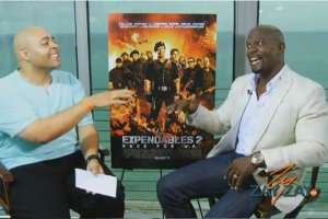 Expendables 2 - Terry Crews - ZayZay.Com