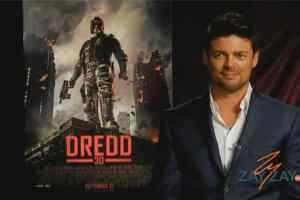 Dredd 3D - Karl Urban Interview