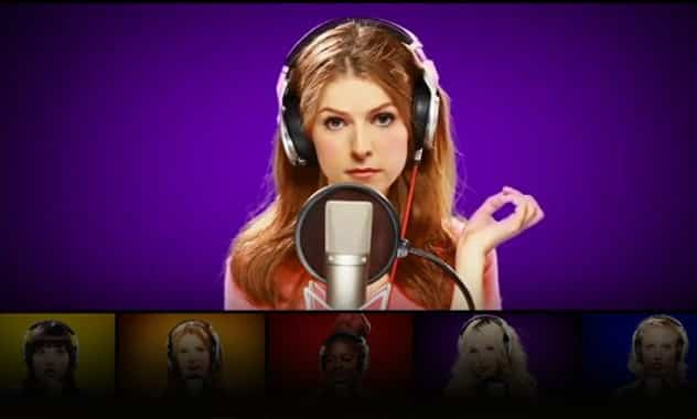 STARSHIPS - Performed by Mike Tompkins, the PITCH PERFECT Cast and YOU (Nicki Minaj Cover) 1