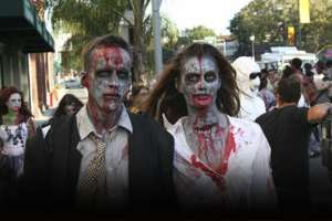 Zombie Apocalypse: 'The Zombies Are Coming,' Homeland Security Warns  1