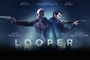 Closed-Enter To Win: Looper Movie Premiere Tickets-Closed