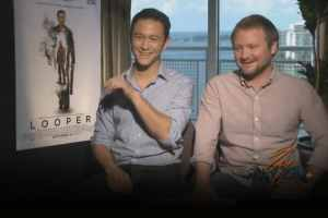 Looper -Joseph Gordon Levitt Interview -ZayZay.Com 1
