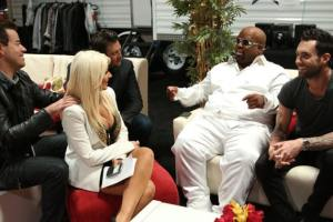 Christina Aguilera Joins Forces With Cee-Lo Green For New Christmas Single