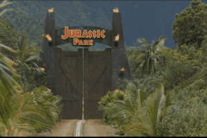 *FIRST LOOK * Universal Pictures' JURASSIC PARK in 3D New Trailer! 3