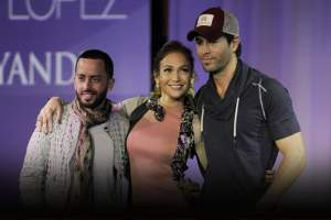 Wisin & Yandel record song with Ricky Martin, JLo 1