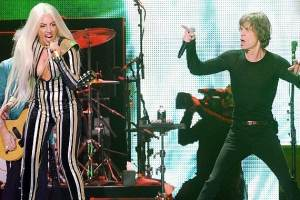 Rolling Stones & Lady Gaga: Band Brings In Special Guests For New Jersey Show