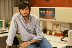 Ashton Kutcher As Steve Jobs: Promo Art For 'jOBS' Biopic Released