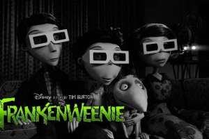 FRANKENWEENIE DVD Release - January 8