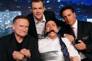 Matt Damon Kidnaps Jimmy Kimmel & Takes Over 'Jimmy Kimmel Live'