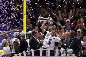 Baltimore Ravens Win It Big In Super Bowl XLVII