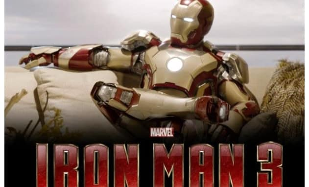 Check Out The New IRON MAN 3 Character Posters  6