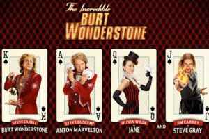 The Incredible Burt Wonderstone - 1st Trailer
