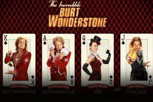 The Incredible Burt Wonderstone  Prize Pack Giveaway