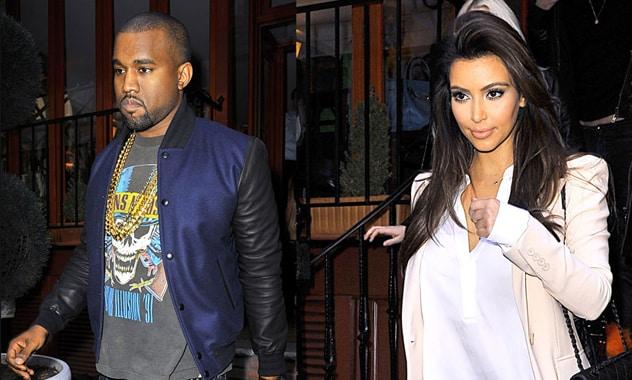 Kim Kardashian, Kanye West Wedding Rumors Abound