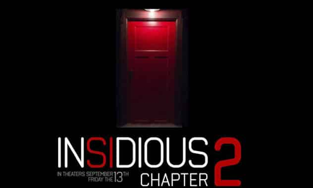 Motion Poster & A Look Inside INSIDIOUS CHAPTER 2 - Coming Out September 13