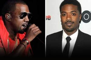 Kanye West Fires Back At Ray J Over 'I Hit It First' During Performance On Jimmy Fallon  1
