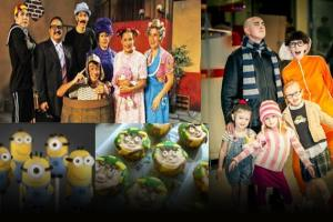 Be famous this Halloween and celebrate the holiday in style…with Despicable Me 2 and El Chavo 2
