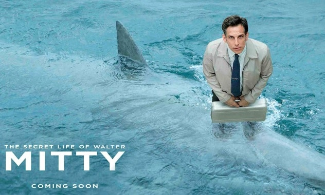 New 'The Secret Life of Walter Mitty' Trailer Gives Stunning Imagery