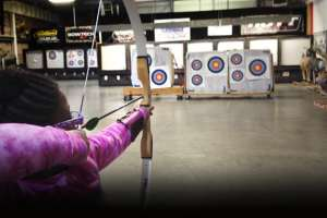 Inspired By 'The Hunger Games', More Girls Have Taken An Intrest In Archery 2