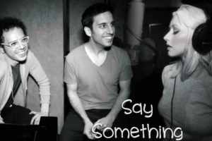 Christina Aguilera & A Great Big World Team Up For 'Say Something'  2
