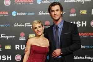 Natalie Portman wasn't kissing Chris Hemsworth in last  'Thor: The Dark World' scene