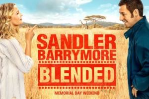 New Trailer for BLENDED Starring Adam Sandler & Drew Barrymore