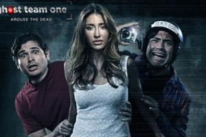 CLOSED--Ghost Team One DVD Giveaway Sweepstakes--CLOSED