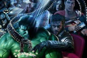 Comic Book Comeback - Comic Book Movies People Everyone's Waiting For This Year