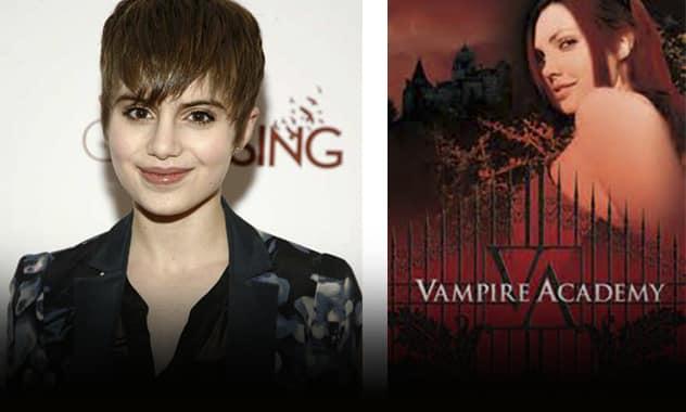 Vampire Academy - Sami Gayle (Mia Rinaldi) Phone Interview - ZayZay.Com