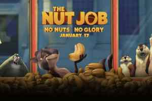 CLOSED--The Nut Job - V.I.P. Screening Passes Giveaway Sweepstakes--CLOSED