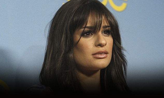 """Lea Michele's Shares  Her Song For Cory Monteith, """"You're Mine""""  1"""