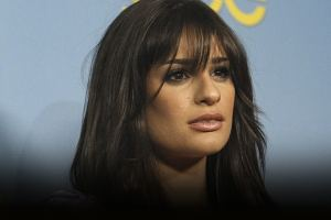 "Lea Michele's Shares  Her Song For Cory Monteith, ""You're Mine""  1"
