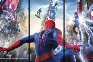 SuperBowl Amazing Spider-Man 2 spots shows Spidey's enemies are growing