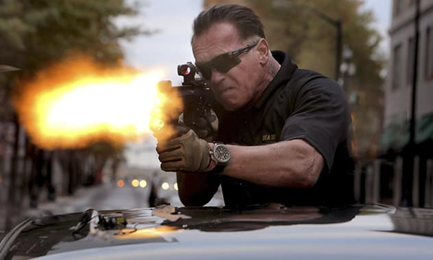 SABOTAGE - In theaters MARCH 28 starring Arnold Schwarzenegger