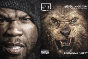 """50 Cent drops  first of single """"Hold On"""", the 'Animal Ambition' album"""