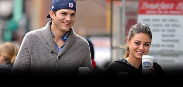 Mila Kunis and Ashton Kutcher are expecting first child 3