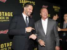 SABOTAGE (in theaters March 28)  -  Photos from LA Premiere  22