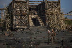 Noah Feaurette - Behind The Scenes On How Long You Need To Build Your Own Ark