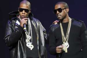 Kanye West Enters Business Partnership With Jay Z