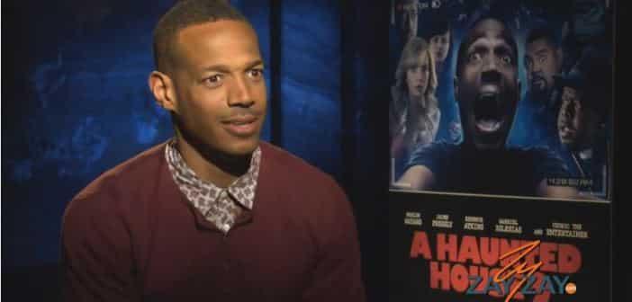 Marlon Wayans - Haunted House 2 Interview - Zay Zay .Com
